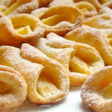 Творожные печенья с яблоками низкокалорийные! Очень вкусно и без вреда для фигуры